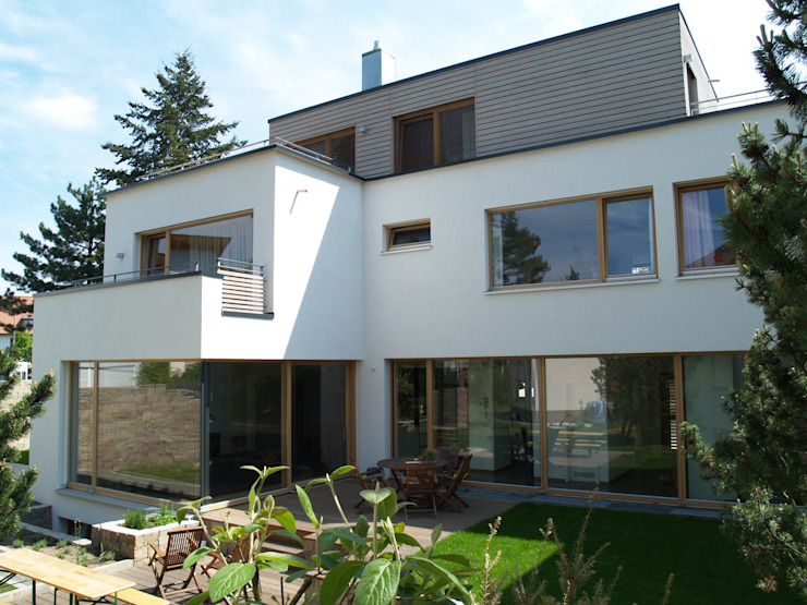 SDS Moderne Fenster & Türen von ewaa Modern