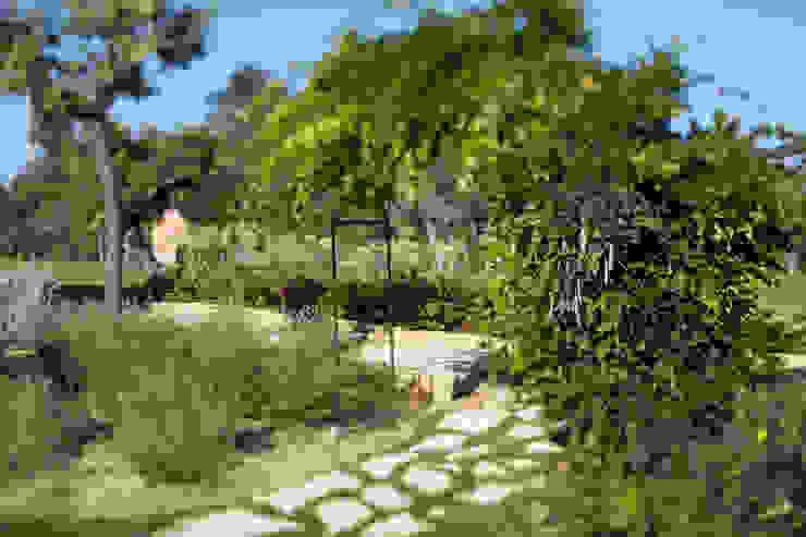 GAAP Studio Giorgio Asciutti Architetto Paesaggista Vườn phong cách Địa Trung Hải