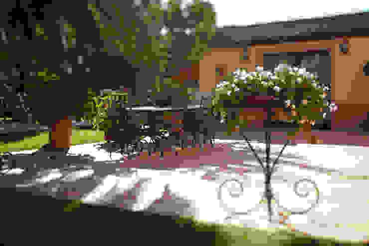 Jardines mediterráneos de GAAP Studio Giorgio Asciutti Architetto Paesaggista Mediterráneo