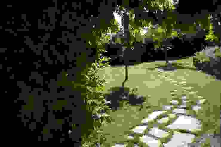 Mediterranean style garden by GAAP Studio Giorgio Asciutti Architetto Paesaggista Mediterranean