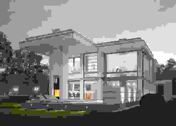 Exklusiv Haus – Leben auf höchstem Niveau Moderne Häuser von LK&Projekt GmbH Modern