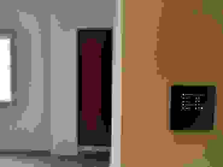 CASA DL Soggiorno moderno di Nau Architetti Moderno