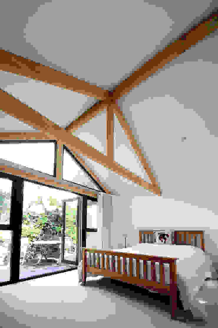 Skyber Barn Innes Architects 臥室