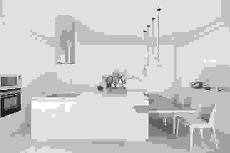 DZINE & CO, Arquitectura e Design de Interiores Modern Kitchen