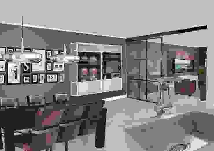 Woning plan van Sabka Design