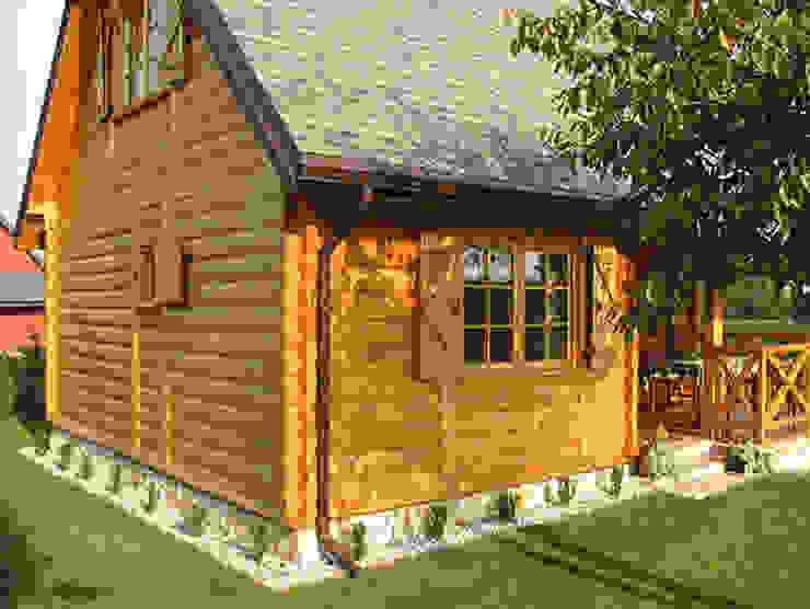 Дома в стиле кантри от Biuro Projektów MTM Styl - domywstylu.pl Кантри