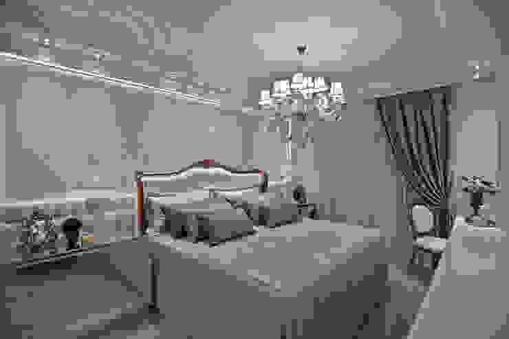 Apartamento Quartos clássicos por Spengler Decor Clássico