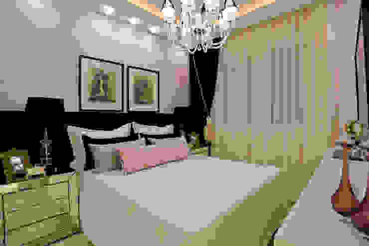 Apartamento Quartos modernos por Spengler Decor Moderno