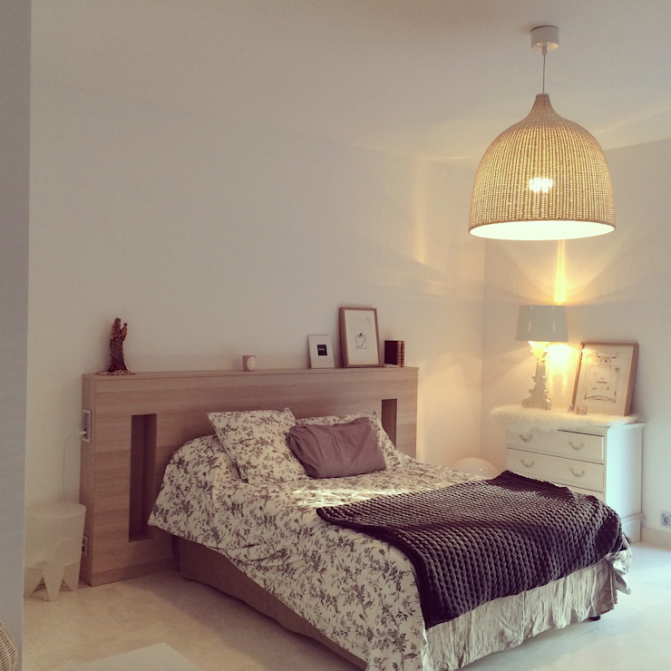 Bedroom by homify, Modern Marble