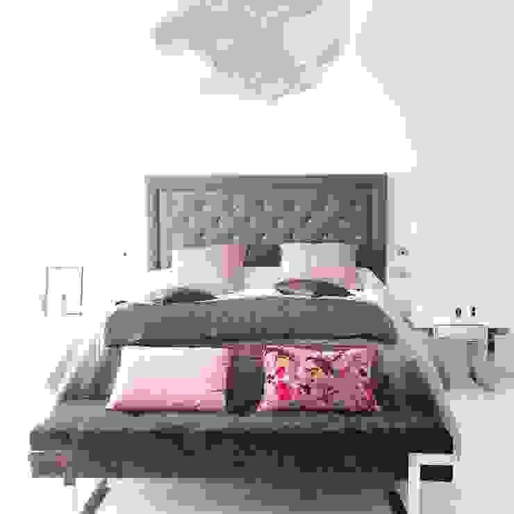 Suite parentale Chambre moderne par homify Moderne Marbre