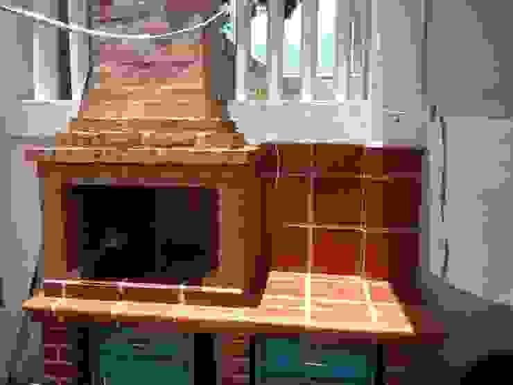 Cocinas de estilo  por AC. Arquitectura e Interiorismo