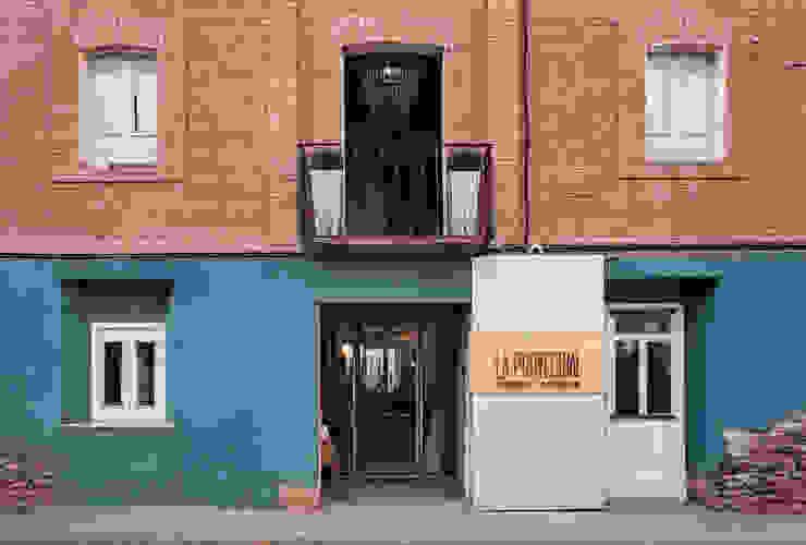 La Proyectual Offices & stores Blue