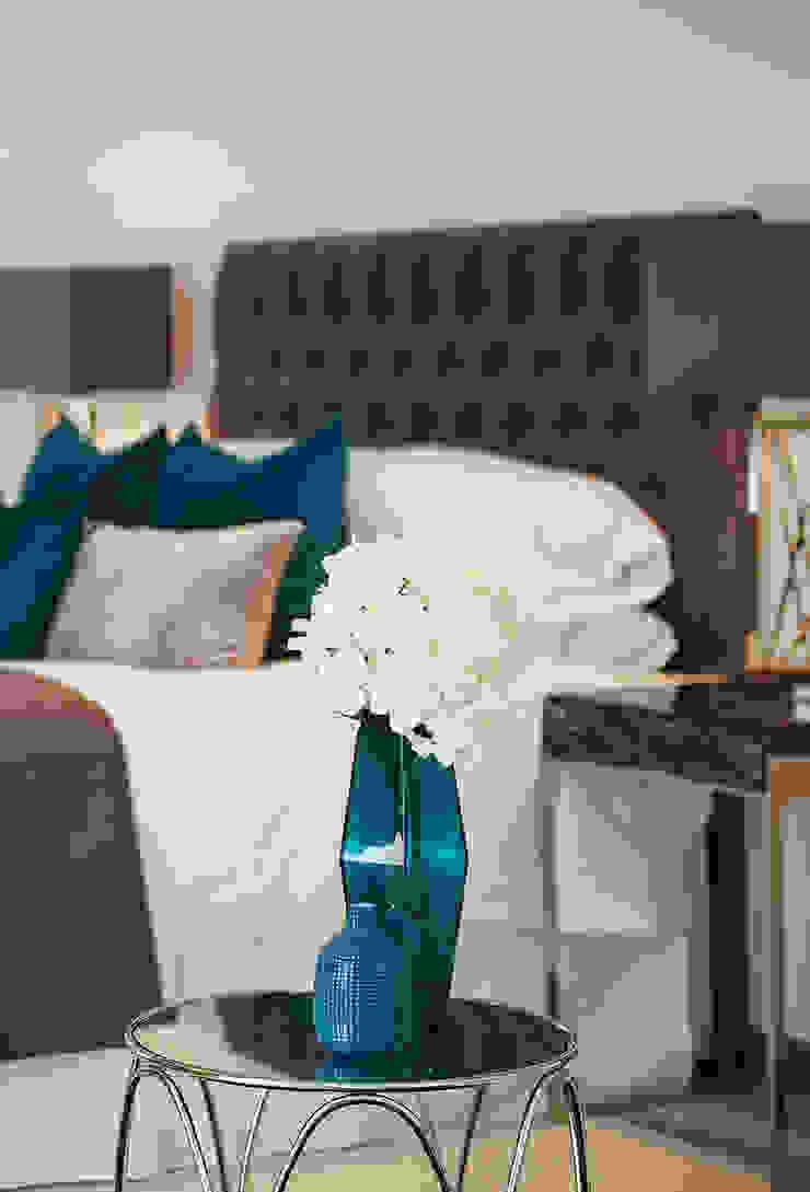 Mews House Notting Hill Quartos modernos por Yohan May Design Moderno