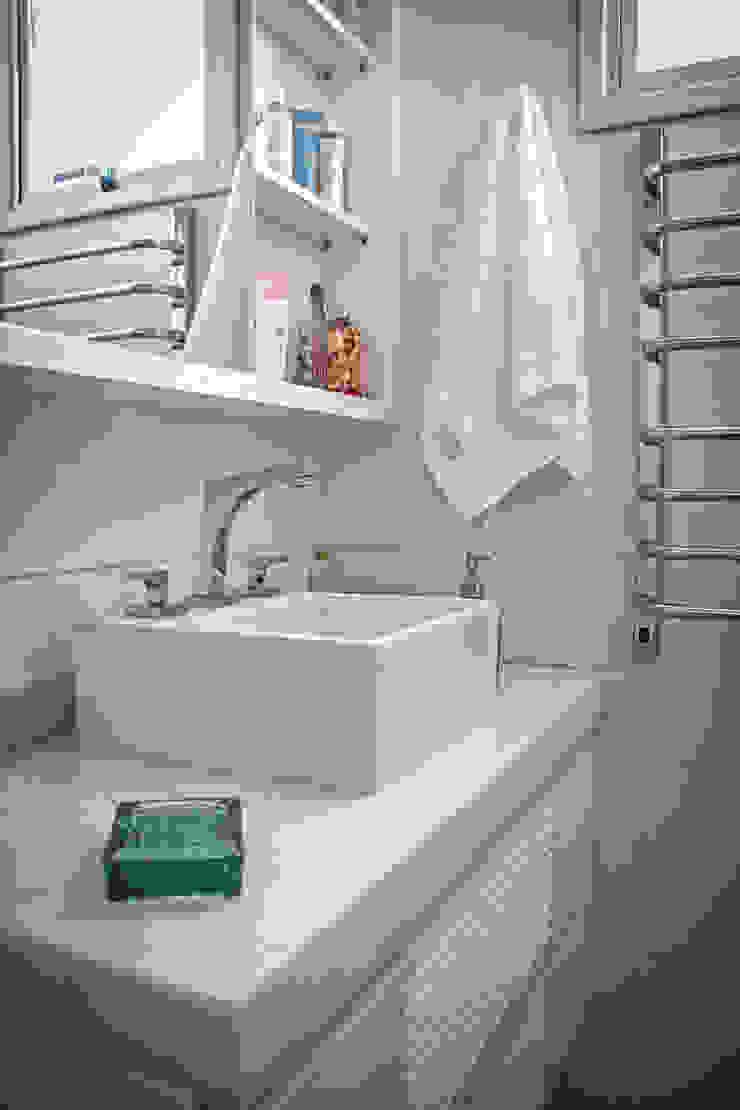 Lozí - Projeto e Obra Modern Banyo