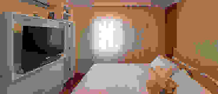 Dormitorios de estilo  por Lozí - Projeto e Obra, Moderno