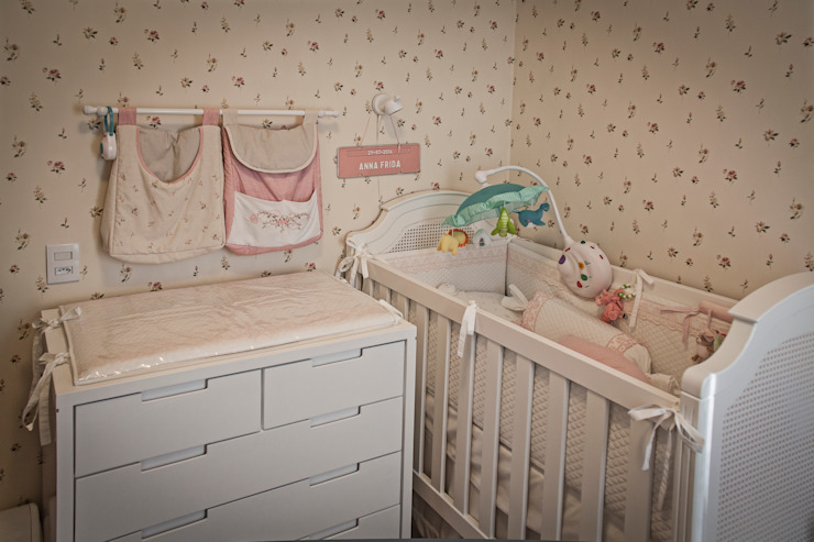 Lozí - Projeto e Obra Modern Çocuk Odası
