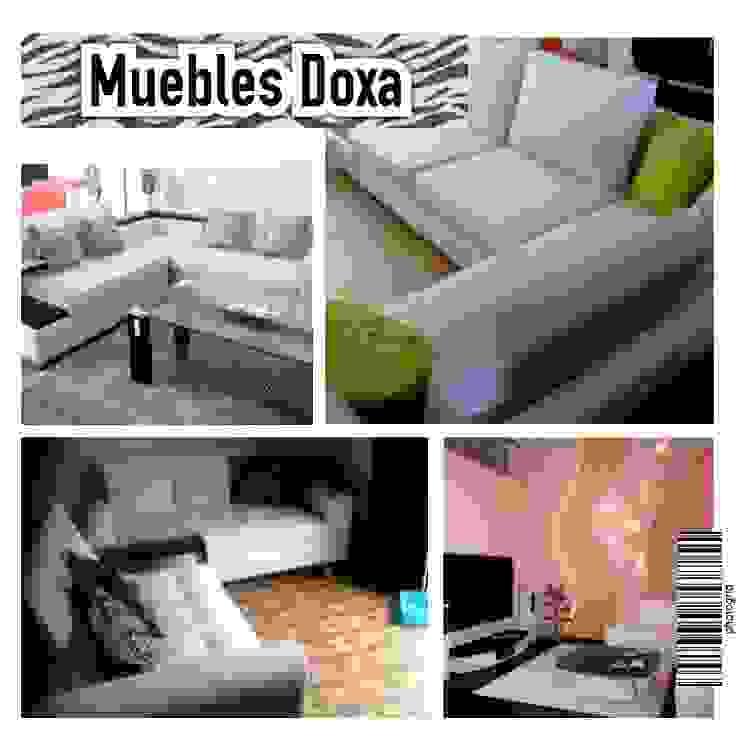 Muebles Modernos para el hogar. de MUEBLES DOXA Moderno Sintético Marrón