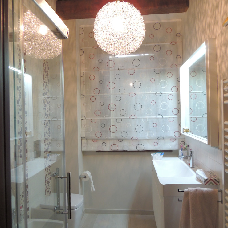 Moderne Badezimmer von Nadia Moretti Modern