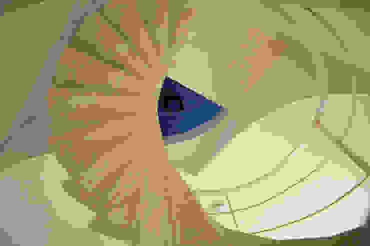 Гостиная в стиле модерн от Marco Stigliano Architetto Модерн Бетон