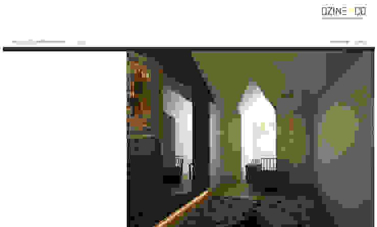 Palácio do Contador Mor Closets modernos por DZINE & CO, Arquitectura e Design de Interiores Moderno