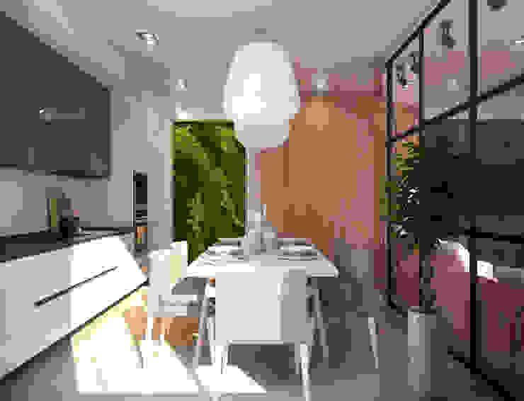 Dapur Modern Oleh tatarintsevadesign Modern