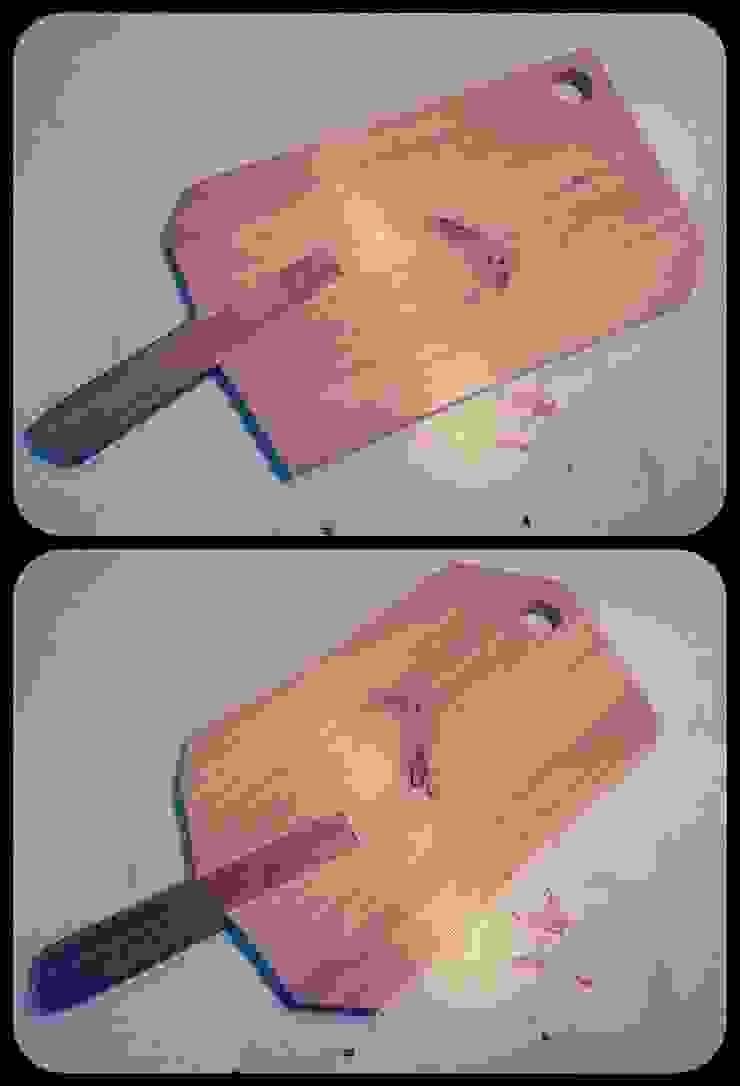 - Tábuas de corte! por Pode Ser! Moderno Madeira Acabamento em madeira