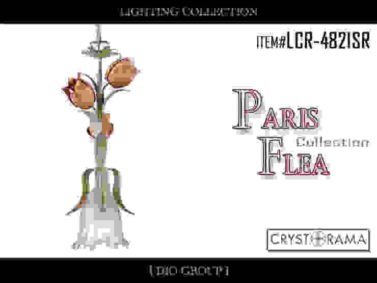 パリスフレア1灯ミニペンダントライト: 株式会社ディオが手掛けたクラシックです。,クラシック