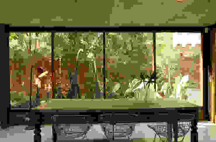 Arquitecto Alejandro Sticotti Country style conservatory