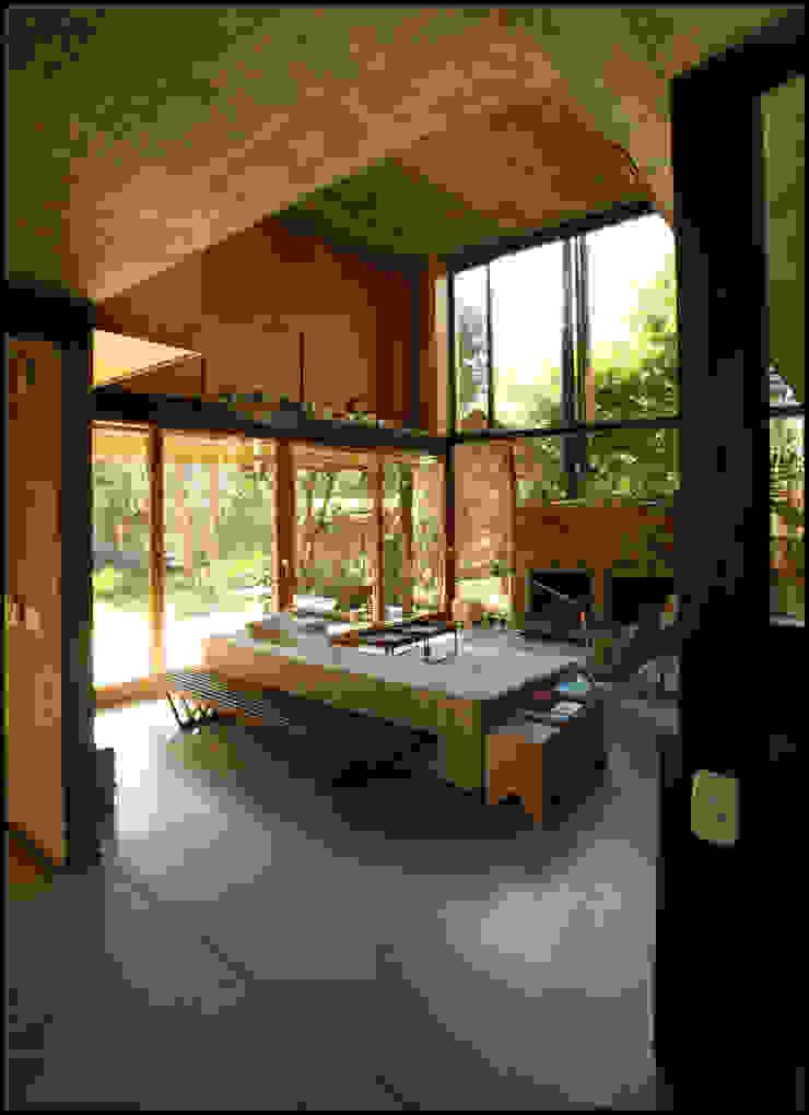 Arquitecto Alejandro Sticotti Country style dining room