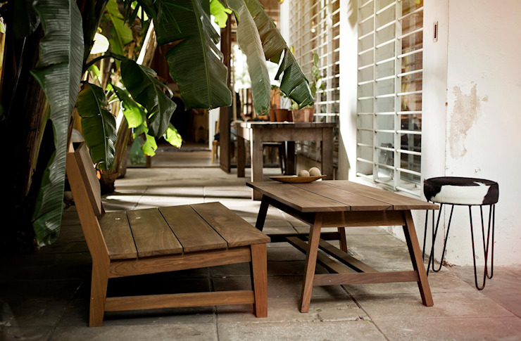 Arquitecto Alejandro Sticotti Garden Furniture