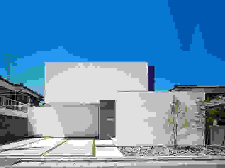 Modern home by 小松隼人建築設計事務所 Modern