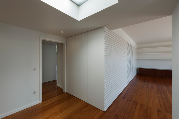 ABPROJECTOS Couloir, entrée, escaliers modernes