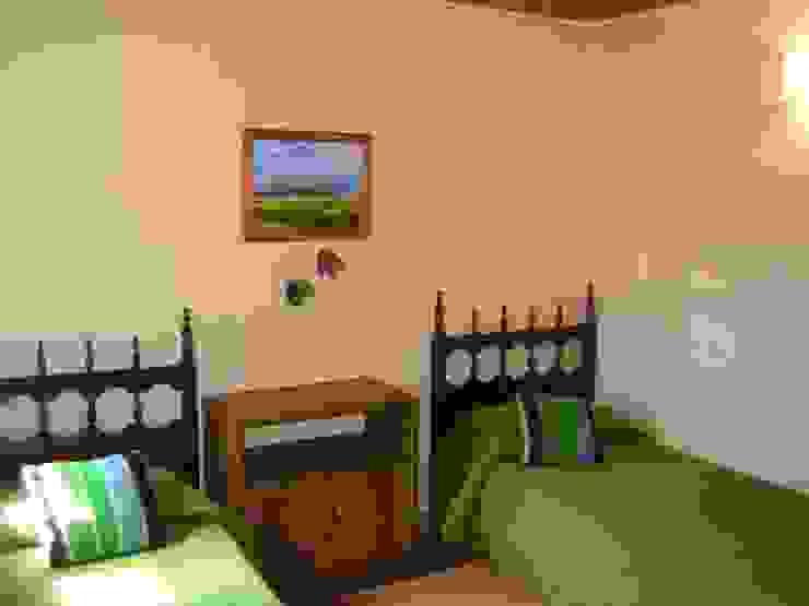 complejo de cabañas Dormitorios infantiles clásicos de KUN&Aso Clásico