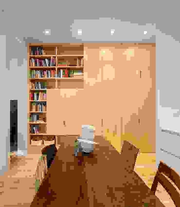 Modern dining room by Alberto Caetano Modern