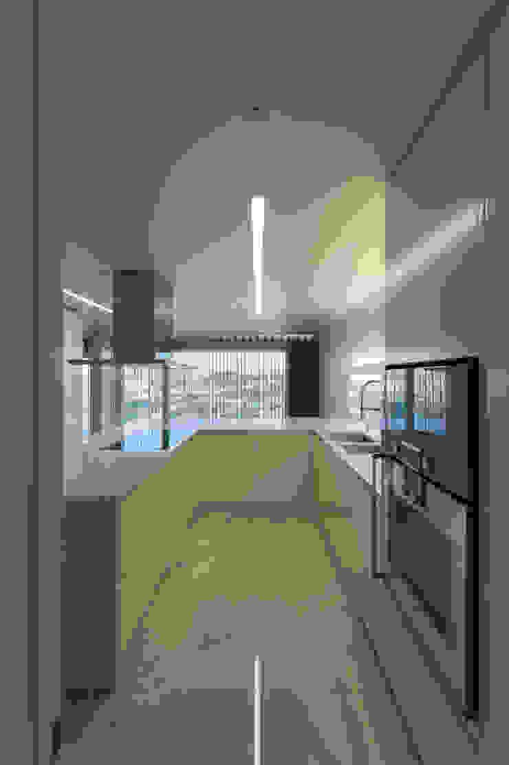 Cozinhas modernas por ABPROJECTOS Moderno
