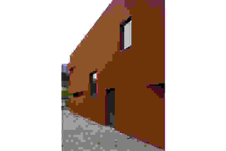 Biblioteca Municipal de Sever do Vouga Centros de exposições modernos por mube arquitectura Moderno