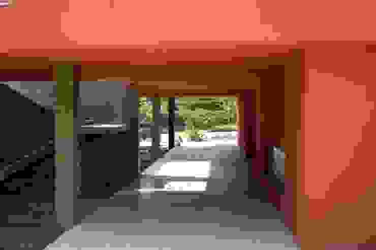 Biblioteca Municipal de Sever do Vouga Locais de eventos modernos por mube arquitectura Moderno