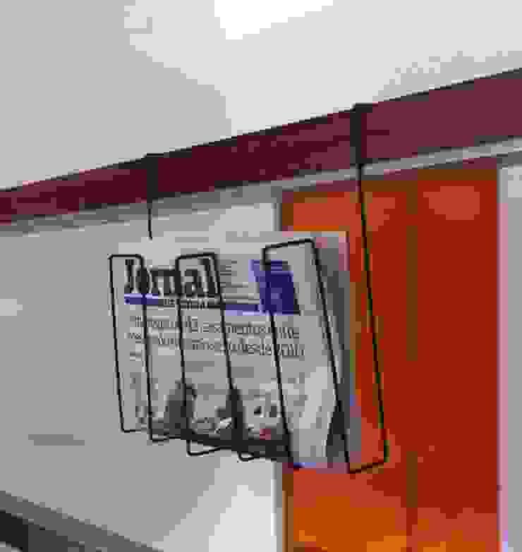 Porta revistas por mube arquitectura Moderno