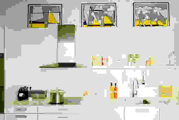 Arquitectura Interior 88 Modern kitchen
