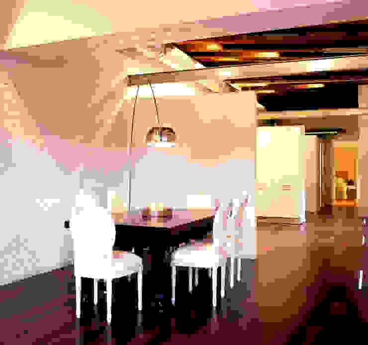 Arquitectura Interior 88 Modern dining room