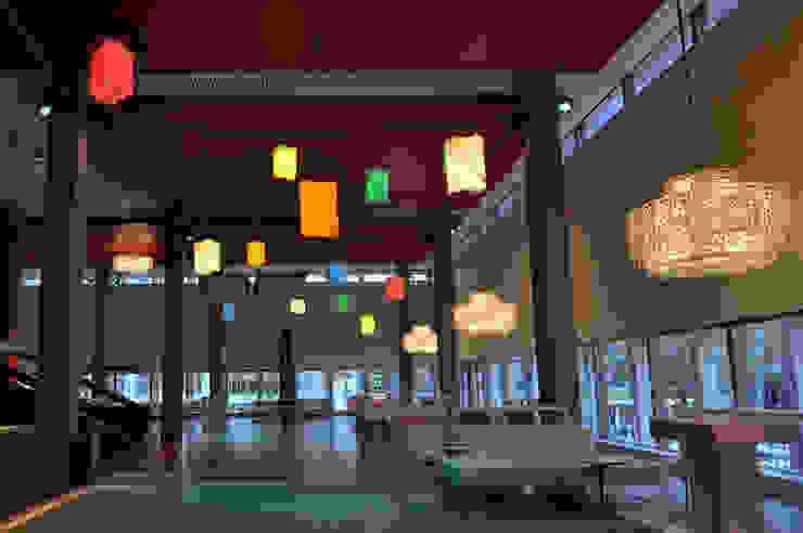 Wormkrat lampen Industriële eetkamers van Studio Made By Industrieel