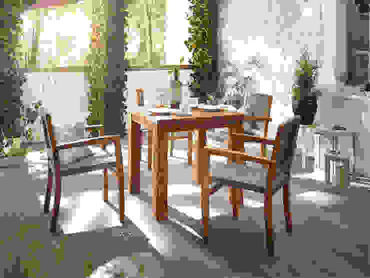 Caracas von Sunchairs GmbH & Co.KG Klassisch Holz Holznachbildung