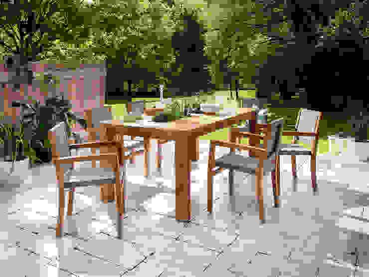 CARACAS TAPLOK MIT FACH von Sunchairs GmbH & Co.KG Klassisch Holz Holznachbildung