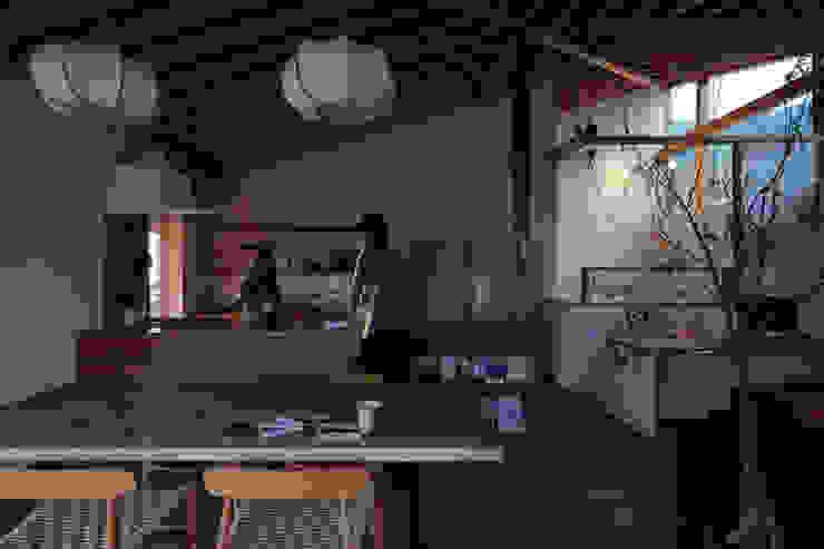 TENK Cozinhas asiáticas Madeira Efeito de madeira