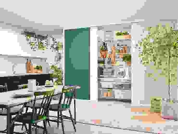 Elfa Deutschland GmbH Kitchen MDF Green