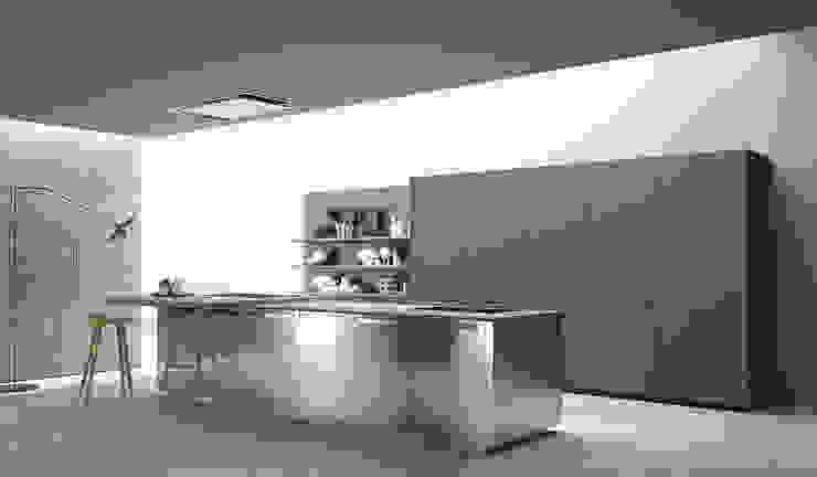 Cozinha Extra da Doimo Cucine Grupo Emme Cozinhas Cozinhas modernas