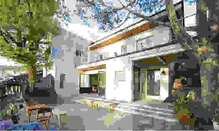 MINARI HOUSE: 에이라이브의  상업 공간