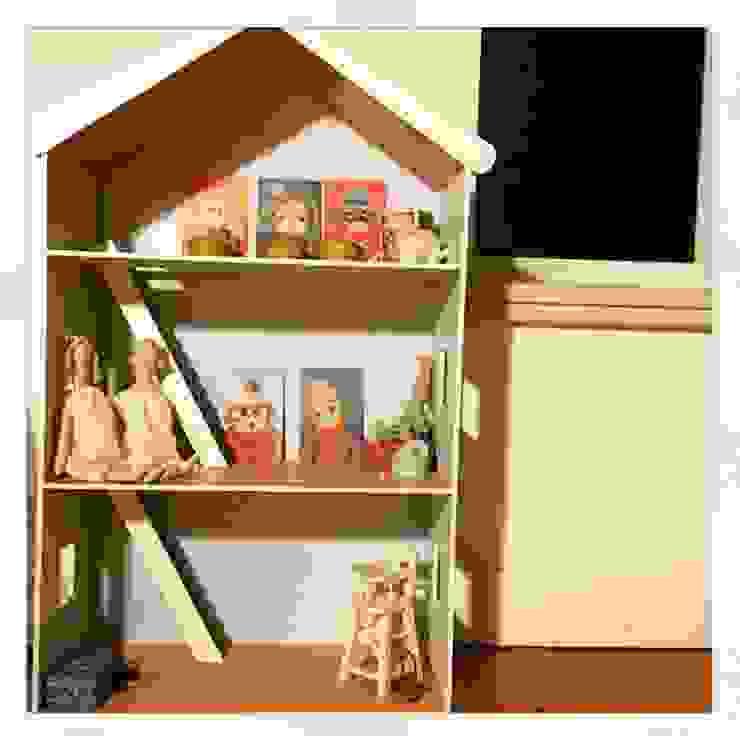 Casa de bonecas. por Pode Ser! Moderno Aglomerado