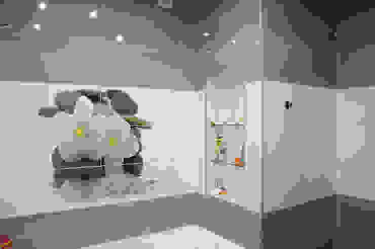 Interior design 3 Ванная комната в стиле модерн от Aleksandra Smagina Design Модерн