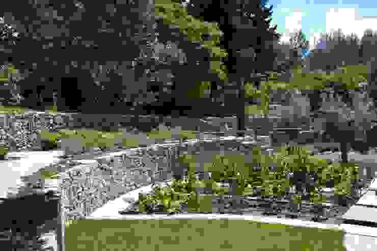 Le jardin des rachalans Jardin méditerranéen par Archivert Méditerranéen